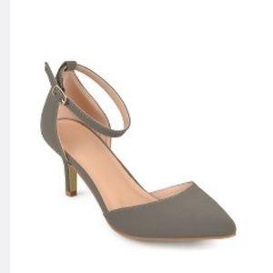 Shoes - Grey Heels